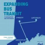 HART bridgeport-waterbury bus study