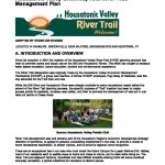 Housatonic Valley Greenway And River Trail Management Plan