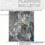 Sherman Center Pedestrian Plan