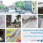 Stamford East Main Street Transit Node Cover