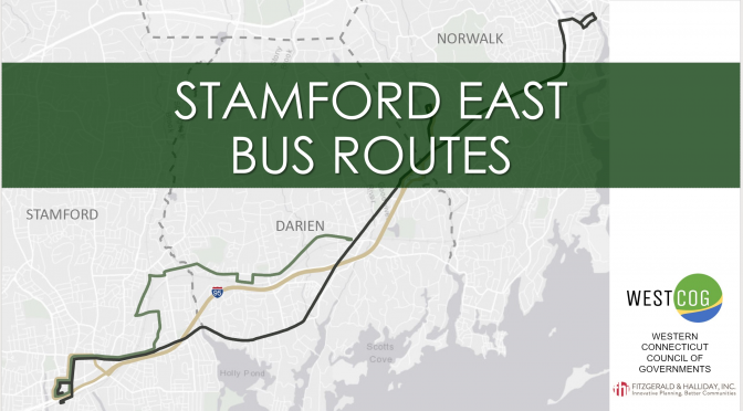 The Stamford East Bus Service Technical Evaluation is complete!